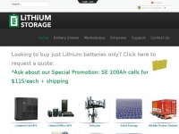 lithiumstorage.com