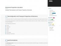 ammonia-properties.com