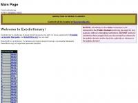 Exodictionary.org