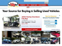 Buy and Sell Used Cars, Motorcycles, RVs, Boats, ATVs, Snowmobiles, Commercial Trucks, Golf Carts, and Trailers at TheBigLot.com