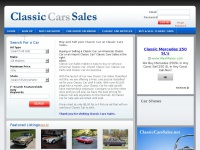 Classiccarssales.net