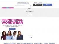 customprintedclothing.co.uk Thumbnail