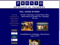 pronto-online.co.uk