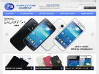 Complete Fone Solutions | iPhone, iPad & Phone Accessories, Spare Parts & LCD Screens