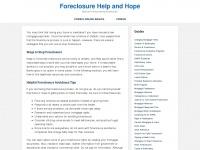 foreclosurehelpandhope.org