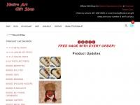 native-art-gift-shop.com