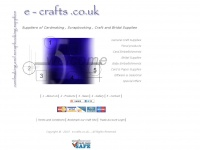 e-crafts.co.uk