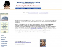 americanbasswoodcarving.com Thumbnail