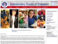 Welcome to the International School of Stavanger