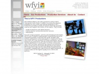 Wfyiproductions.org