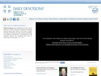 Dailydevotions.org