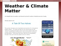 Weather & Climate Matter