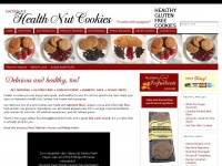 Low Carb Cookies | Low Carb Snacks | Celiac Diet | Gluten Free Foods | Diabetic Cookies | Natasha's Health Nut Cookies