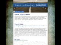americanquarterly.org