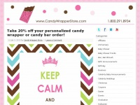 Candywrapperstore.net