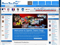 sportsteamflags.com