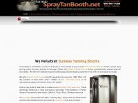 spraytanbooth.net