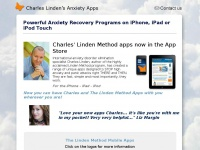 Charles Linden's Linden Method Anxiety Apps - iPhone, iPad, iPod - Mobile