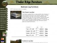 bedroomlogfurniture.com