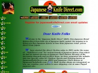 Japaneseknifedirect.com - Japanese Knife Direct, Fine Japanese Knives direct from Japan, Home Fine