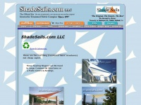 Shade sails llc innovative tensioned for Shadesails com