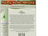 Nearly Native Nursery - Nursery specializing in growing and selling southeastern native plants for all landscaping needs.