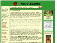 Terraedibles.ca