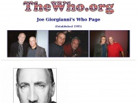 Thewho.org