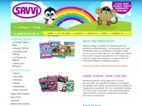 Savvistuff.com - Savvi - The Future of Fun
