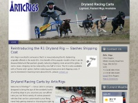 Dryland Racing Carts and Rigs - ArticRigs Dryland Racing and Urban Mushing Carts