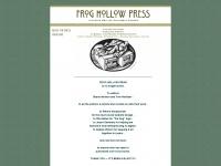 froghollowpress.com