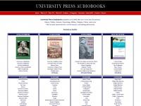 universitypressaudiobooks.com