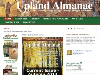 Upland Almanac - Bird Hunting | Dogs & Dog Training | Shotgun Enthusiasts