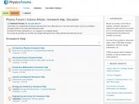 physicsforums.com