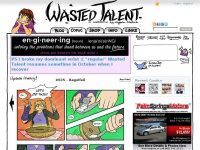 wastedtalent.ca Thumbnail