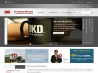 Accounting Firms | Financial Consultants | CPA Firms - BKD