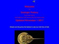 graingerpottery.com