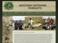 westernoutdoorpursuits.com