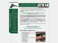 Diamondkote firearms finishes and gun coatings