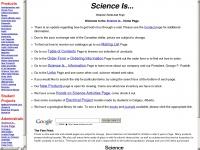 science-is.com