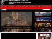 Home - Craig Productions, Home of the Emerald Cup and Washington Ironman
