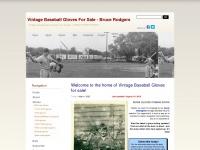 vintage-baseball-gloves.com