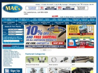 MACs Antique Auto Parts - Classic & Antique Ford Parts  - Macs Auto Parts