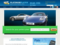platinumplates.co.uk Thumbnail