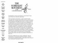 surrealistmovement-usa.org Thumbnail