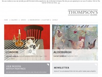 Thompsonsgallery.co.uk