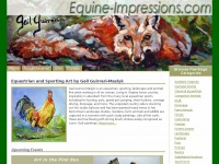 equestrian-paintings.com