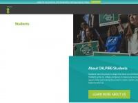 calpirgstudents.org