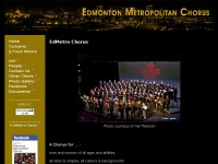 edmetrochorus.ca Thumbnail