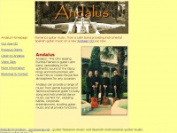 andalusband.co.uk